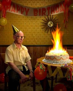 arte digital ingenioso pastel incendiado