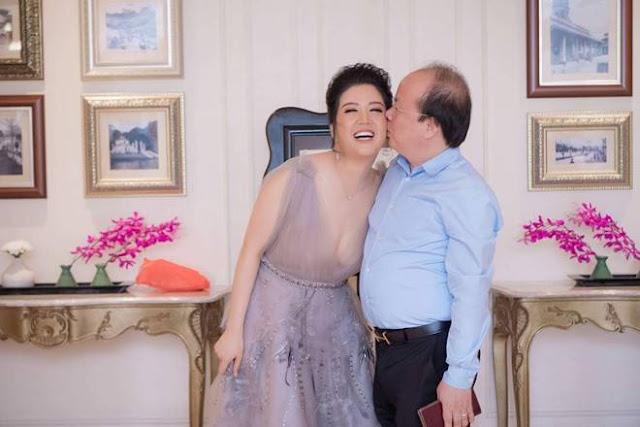 Thứ trưởng Bộ Tài chính kết hôn với Hoa hậu Quý bà Thế giới Đinh Hiền Anh ảnh 3