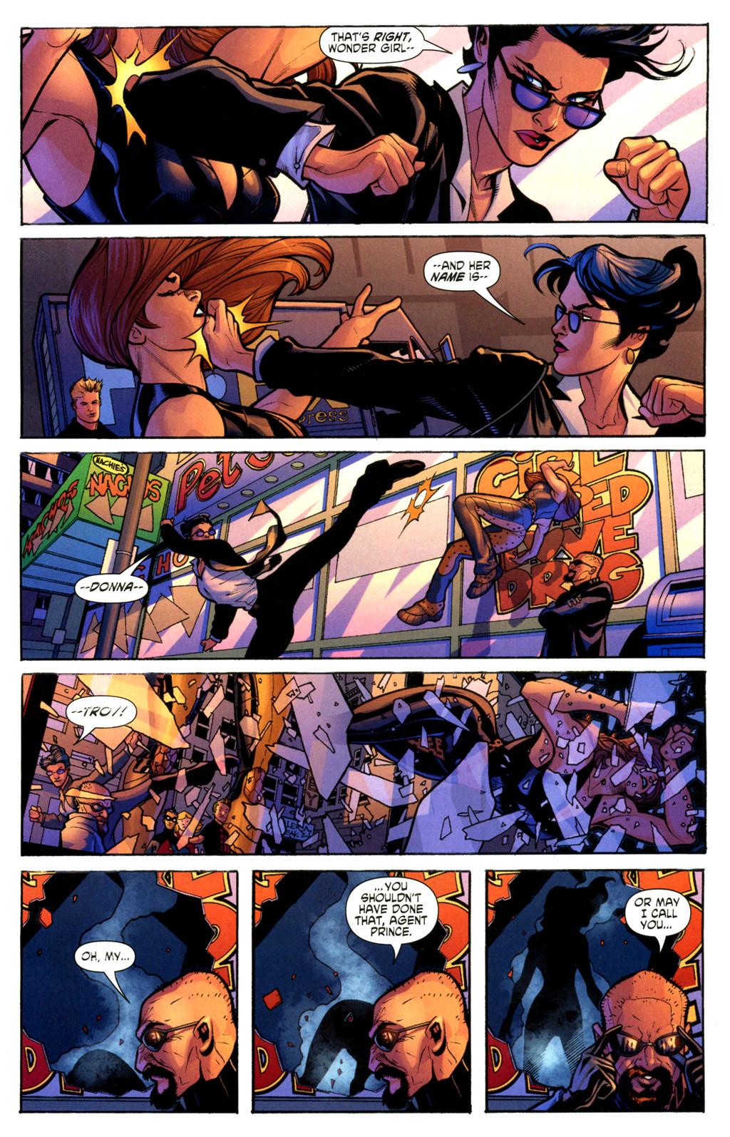 Read online Wonder Woman (2006) comic -  Issue #2 - 19