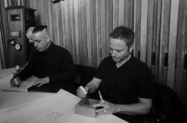 Rammstein Autogrammstunde
