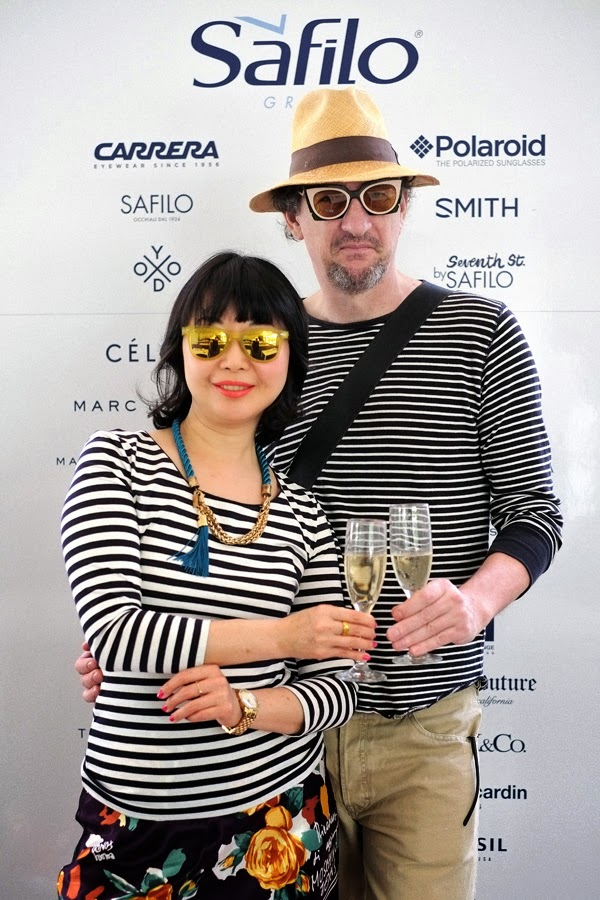 VivalaViv and Street Fashion Sydney at Safilo SS 2015 Sunglasses & Eyewear Media Showcase