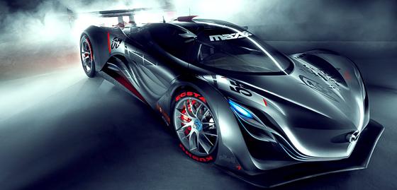 Mazda Furai Vehículos Supercars Hd Fondos De Pantalla: All About Cars: Mazda Furai