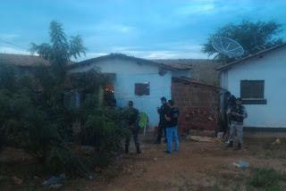 Polícia cumpre oito mandados de prisão contra acusados de tráfico de drogas no interior da Paraíba