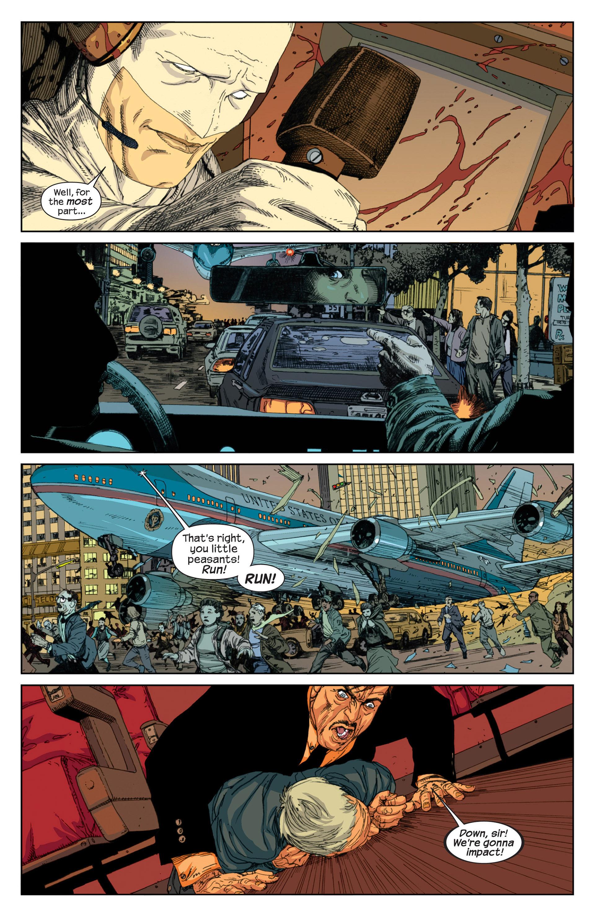 Read online Millar & McNiven's Nemesis comic -  Issue #1 - 22