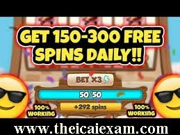 Daily coin master free card And free spins