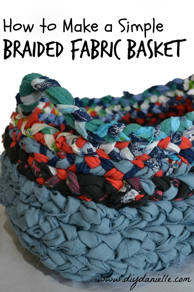 How to Make Your Own Basket.