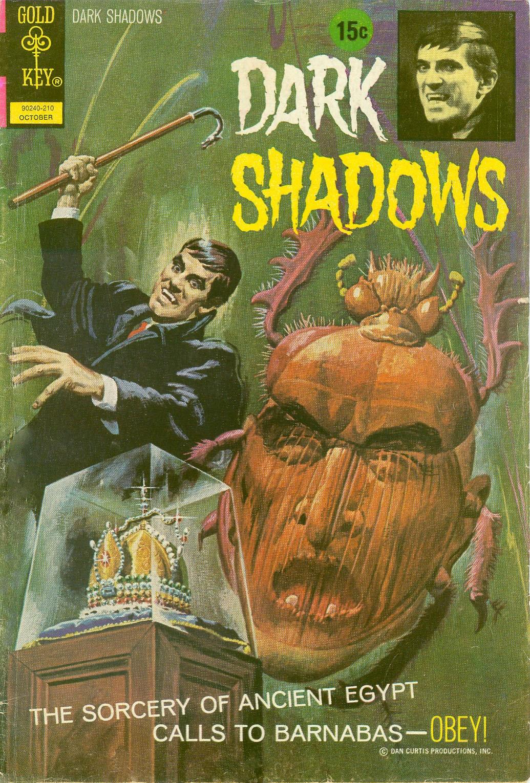 Dark Shadows (1969) issue 16 - Page 1