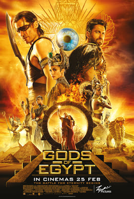 Gods of Egypt 2016 BRRip Dual Audio [Hindi-English] ESubs