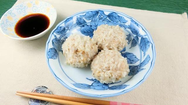 簡単にできておいしい!もち米シュウマイ(肉団子)のレシピ