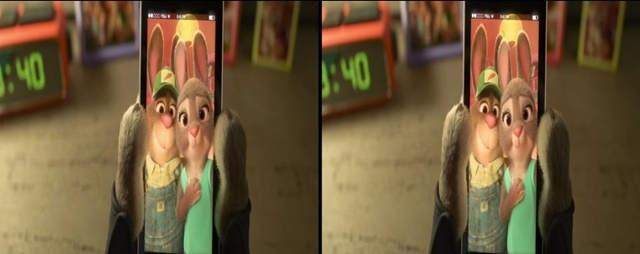 Zootopia (2016) 3D SBS Latino