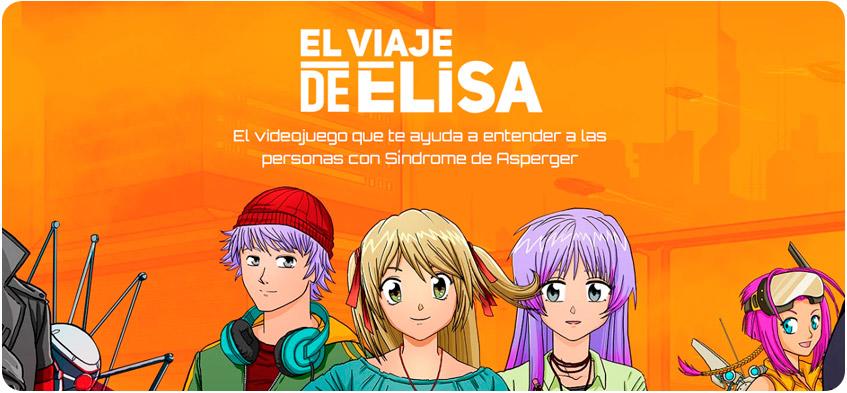 El viaje de Elisa, El videojuego sobre Asperger