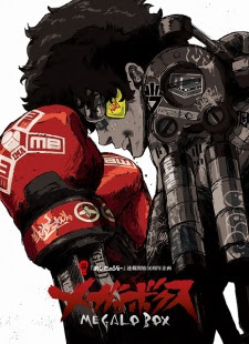 Megalo Box Episode 02 Sub Indo