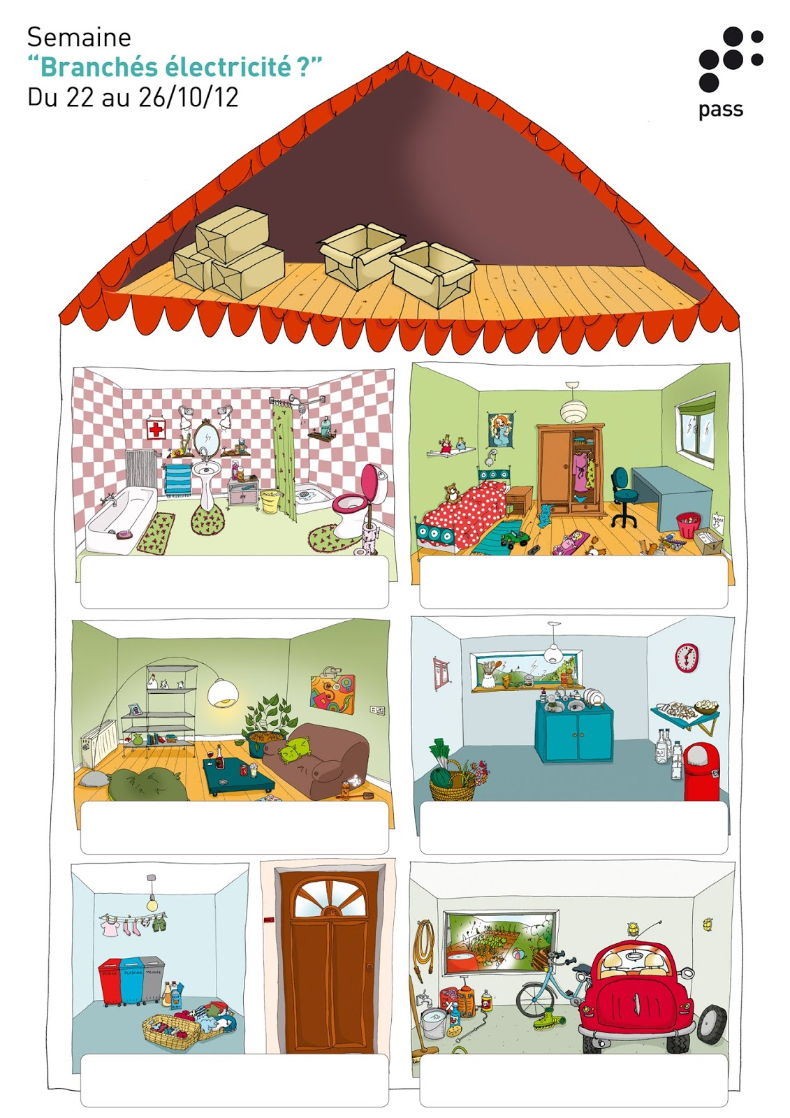 le blog des troisiemes la maison. Black Bedroom Furniture Sets. Home Design Ideas