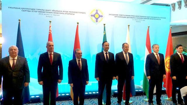 Armenia denuncia ante la OTSC acciones agresivas de Azerbaiyán