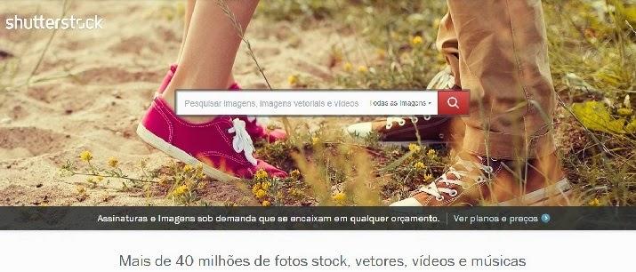 como vender fotos pela internet - Shutterstock