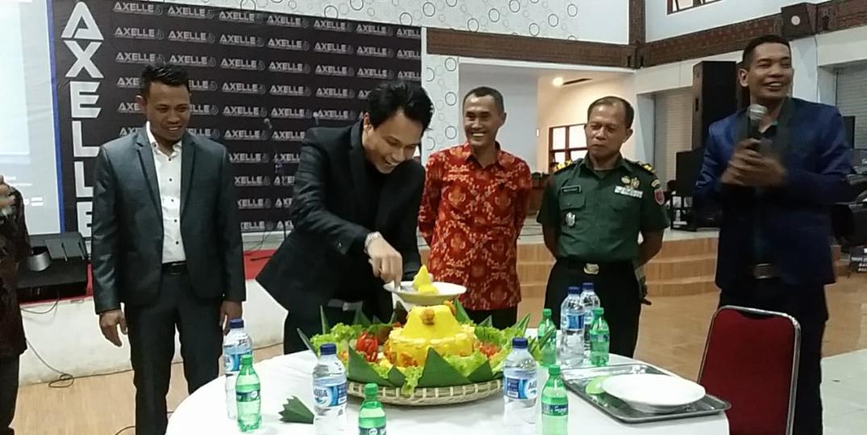 PT Axelle Jaya, Resmi Launching di Toraja