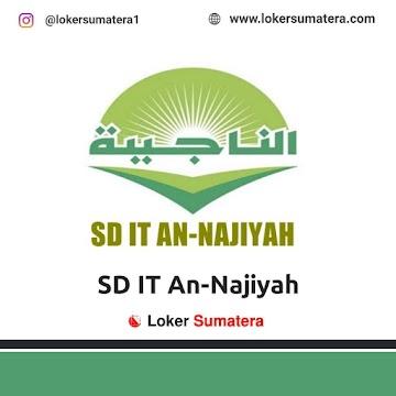 Lowongan Kerja Pekanbaru, SD IT An Najiyah Juni 2021