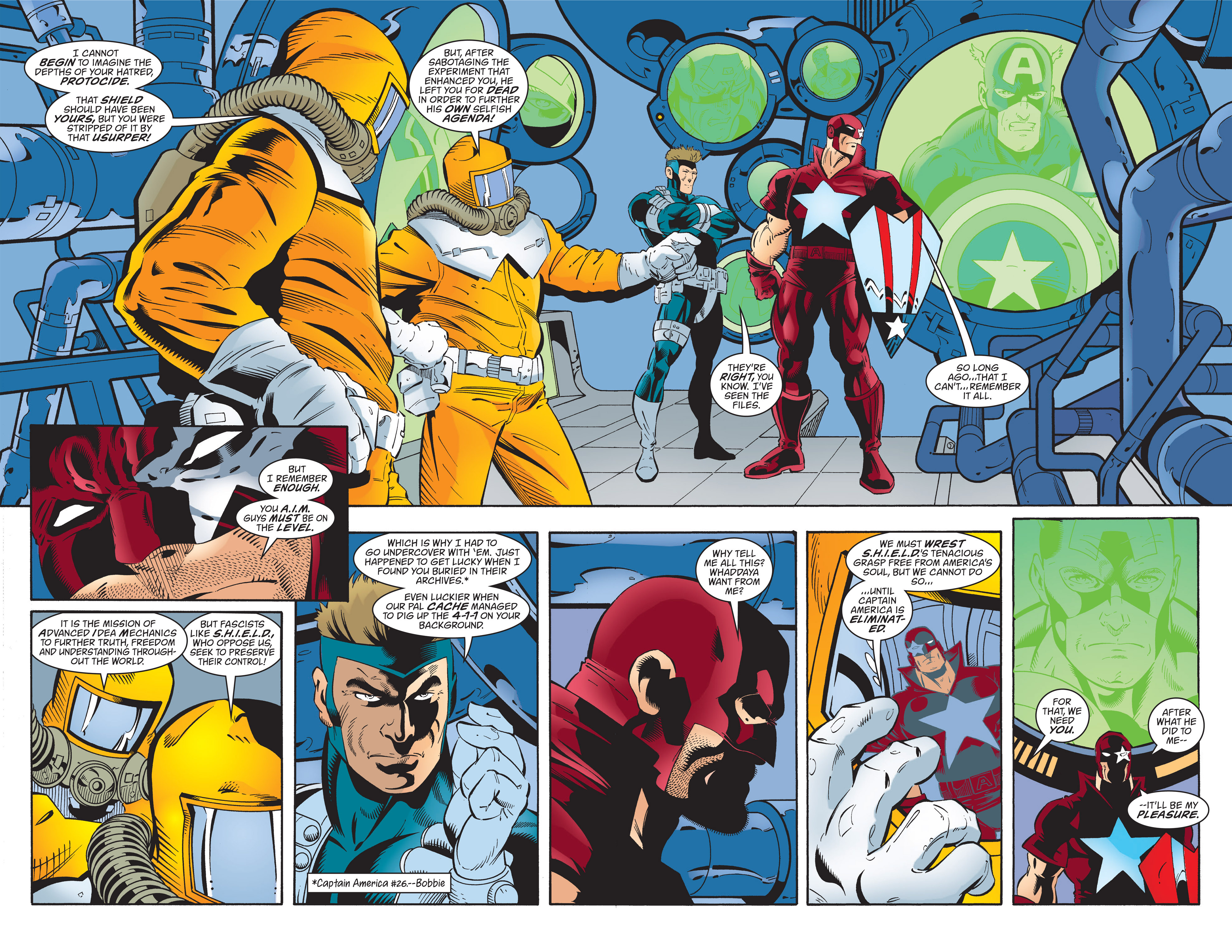 Captain America (1998) Issue #35 #41 - English 3
