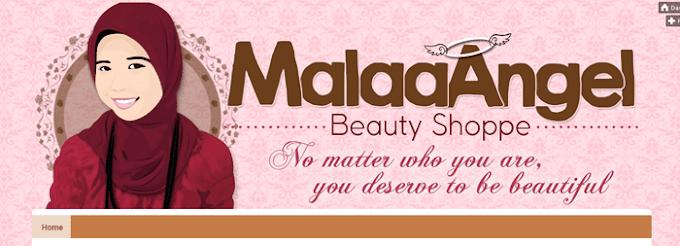 Tempahan Design Blog MalaaAngel Beauty Shoppe