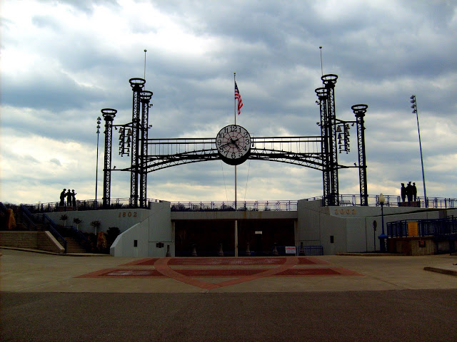 Ohio River Clock and Chimes at Lawerenceburg