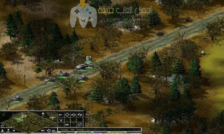 تحميل لعبة الحرب العالمية الثانية 2 للكمبيوتر برابط مباشر