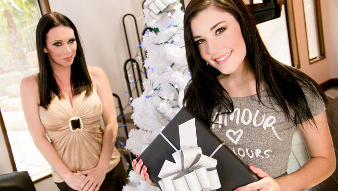MommysGirl - RayVeness, Jenna Reid - My Christmas Wish: Part One - idols