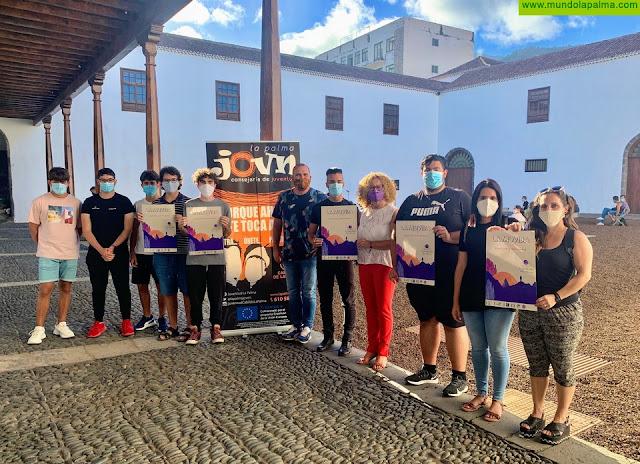 Arranca el proyecto 'La Movida' para dar a conocer las creaciones de jóvenes artistas de la isla