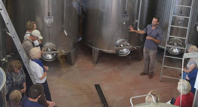 Sobre a vinícola Sovestro in Poggio