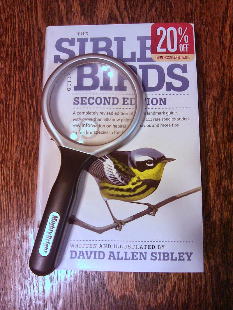 Sibley Guide to Birds Second Edition review
