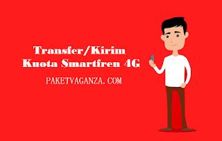 Cara Transfer/Kirim Kuota Internet Smartfren 4G Terbaru 2018