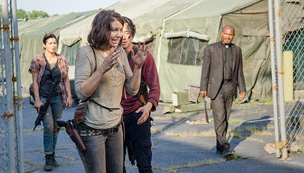 The Walking Dead Coda AMC