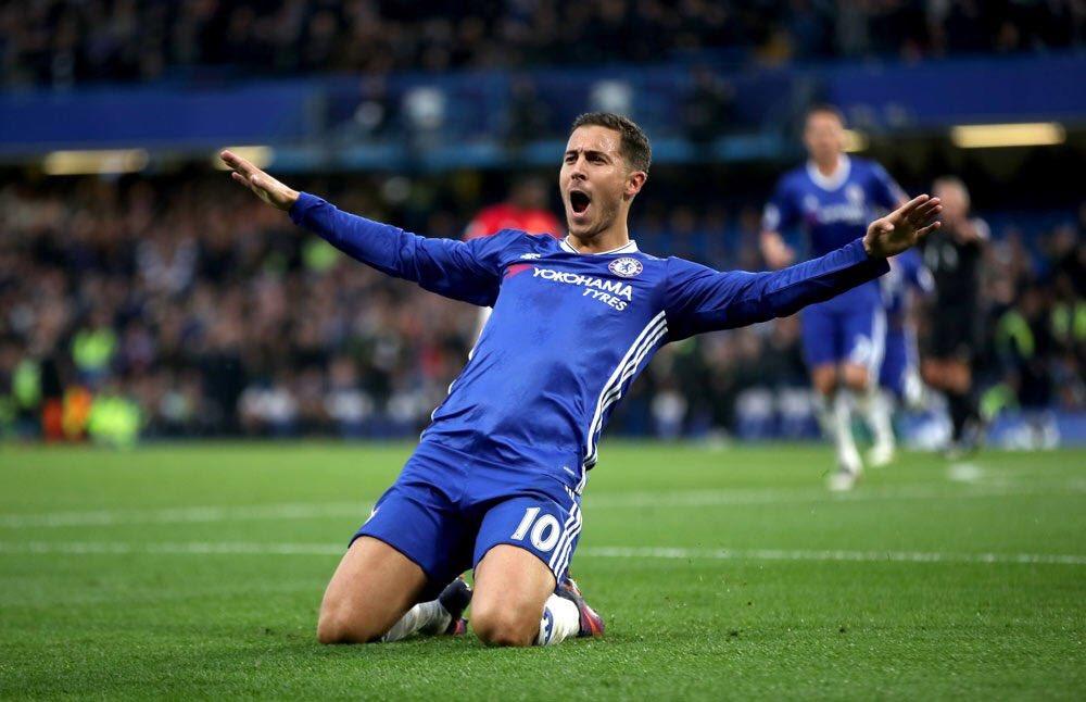 Chelsea Tak Ingin Lepas Hazard Untuk Barcelona