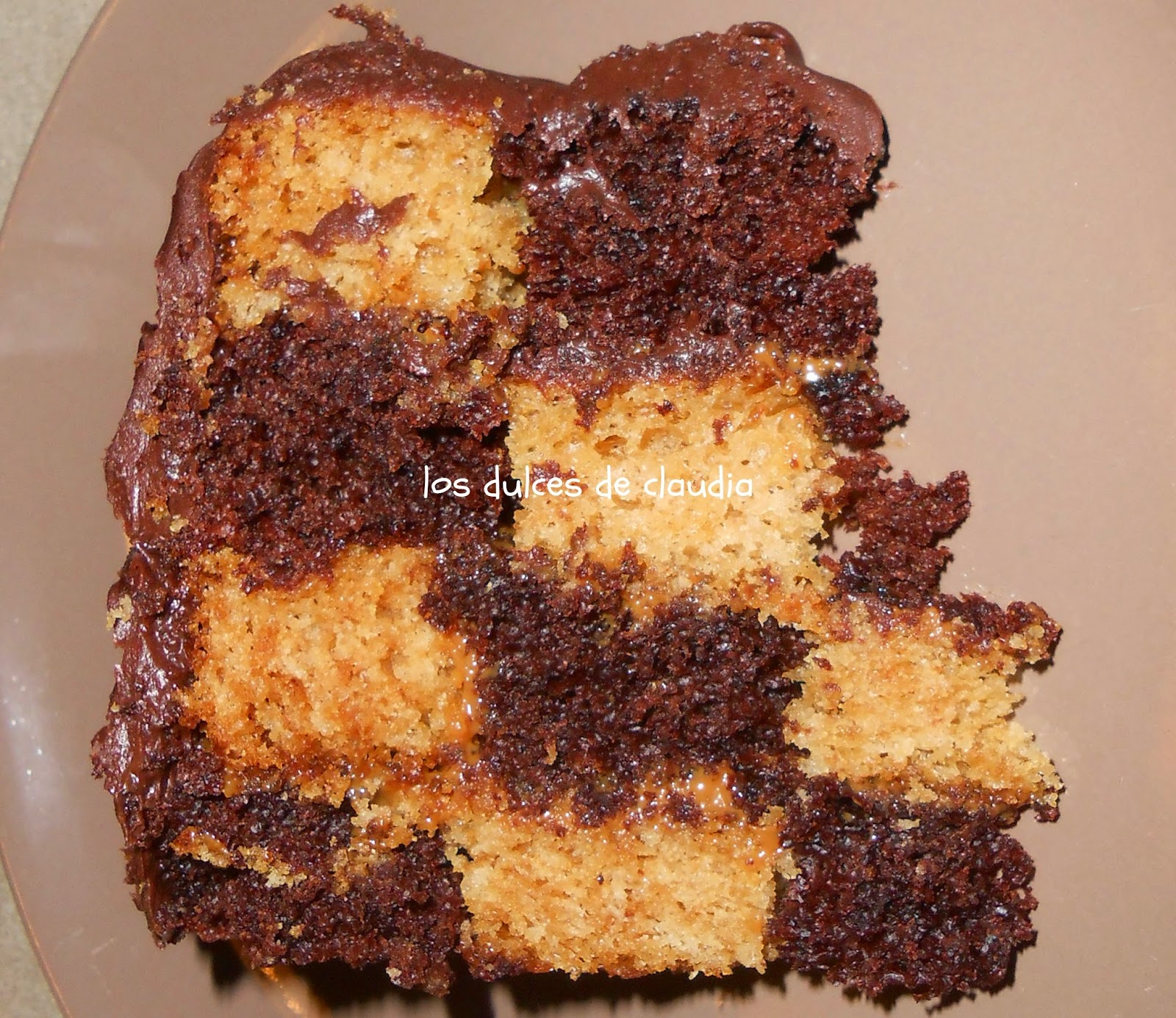 torta-damero