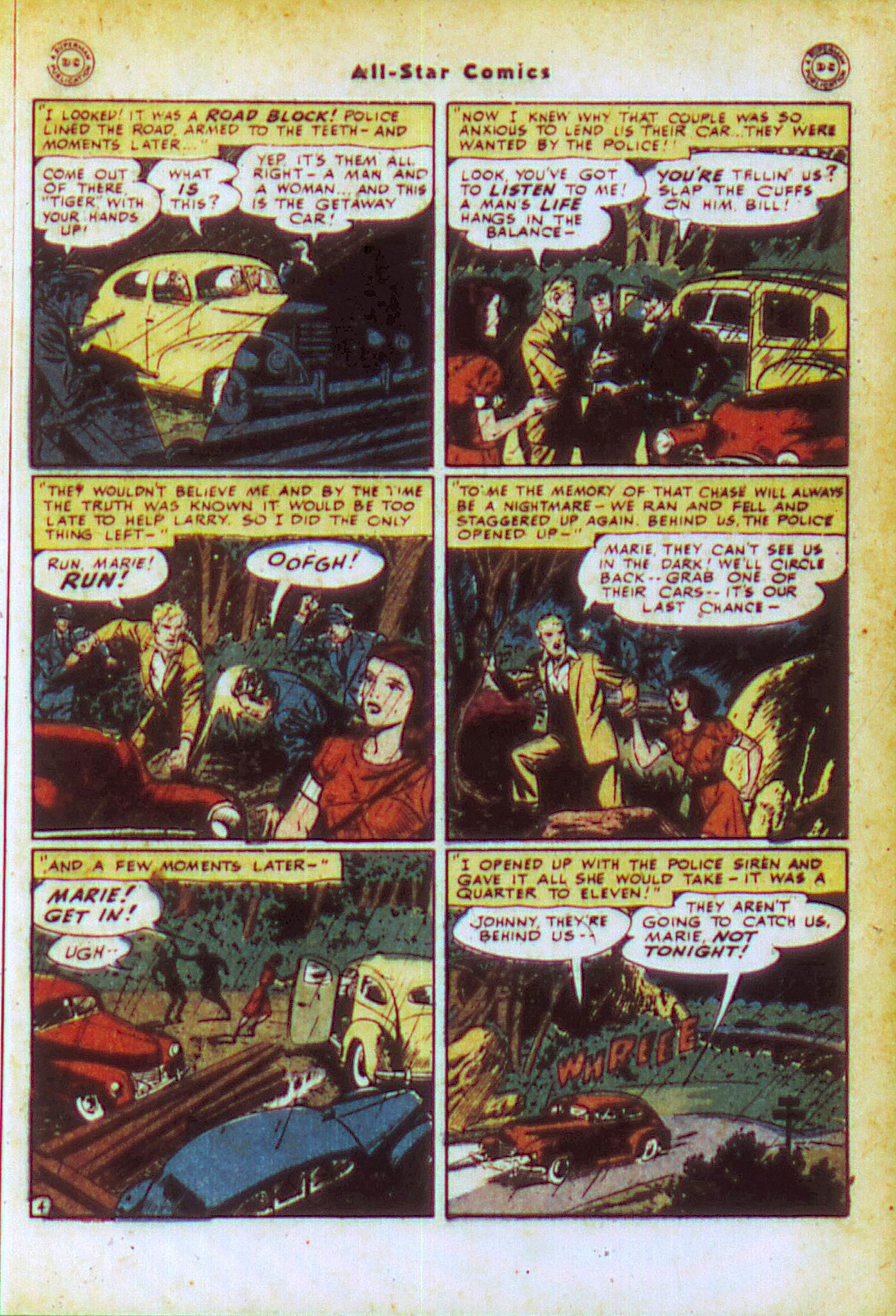 Read online All-Star Comics comic -  Issue #49 - 47