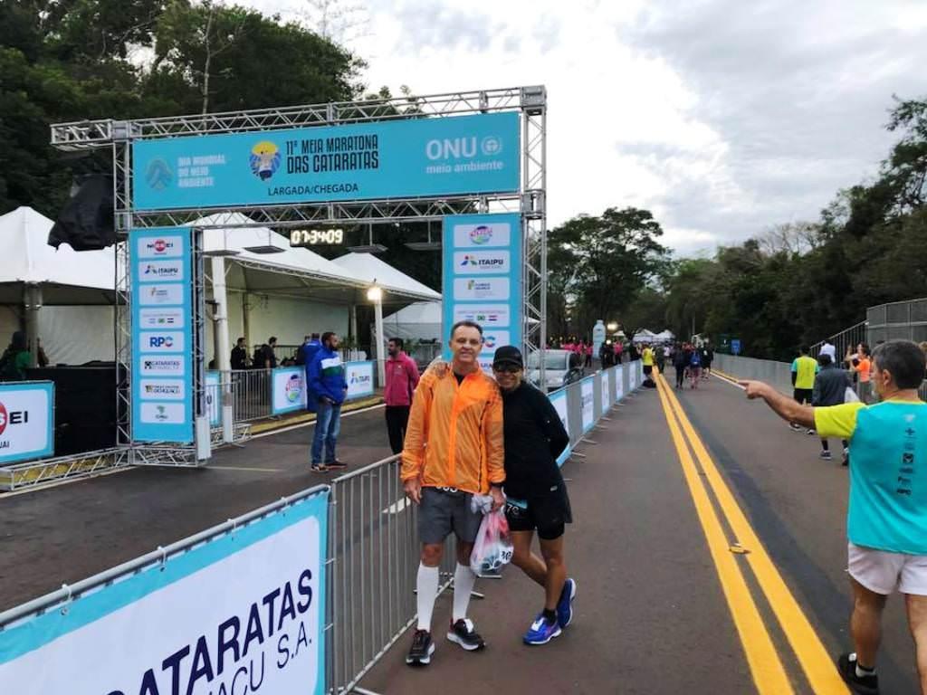 Meia Maratona das Cataratas Foz do Iguaçu