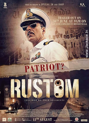 Rustom Budget & Day Wise Box Office Collection