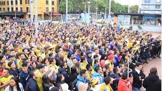 Pantallas Gigantes en Bogotá para ver a la selección Colombia en el Mundial