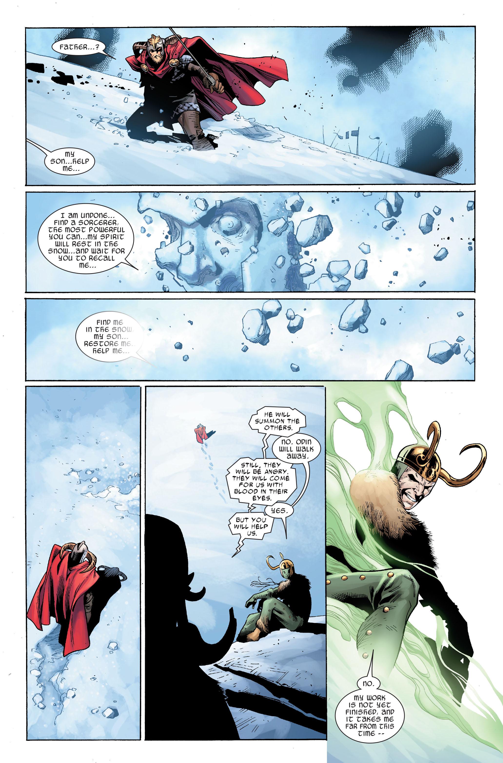 Thor (2007) Issue #12 #12 - English 11