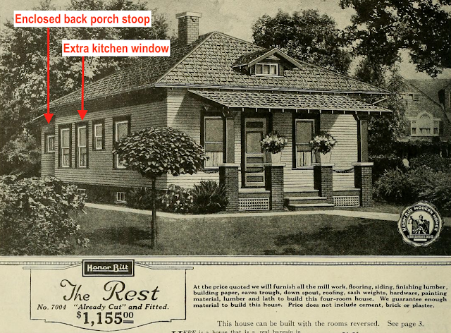 1923 catalog image of Sears Rest