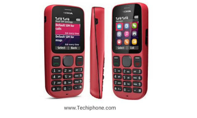 Nokia 100 RH-130 Flash File Free Download v03.60