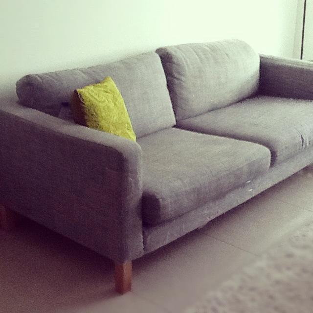 Maa Salama Abu Dhabi Living Room Karlstad Sofa In