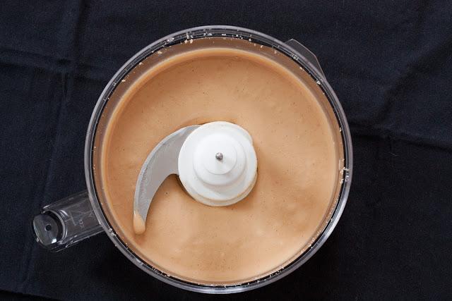 Domaći kikiriki puter - pripremljen