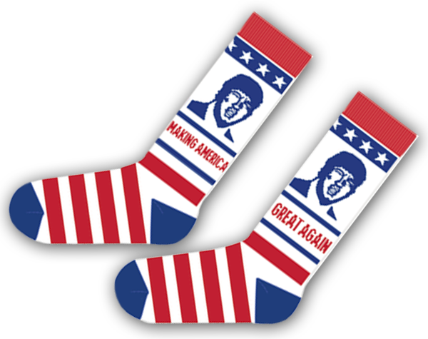 ORDER YOUR TRUMP 2020 MAGA SOCKS TODAY! - $15.00 plus free shipping!