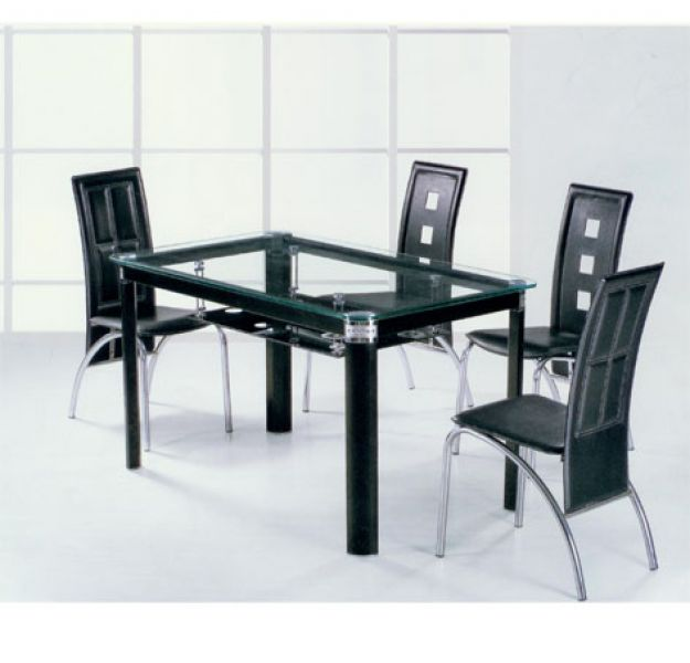High Quality Marble Dining Table And 4