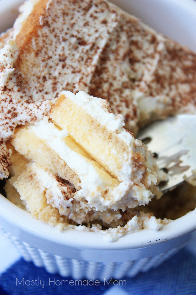 No Bake Easy Tiramisu Recipe