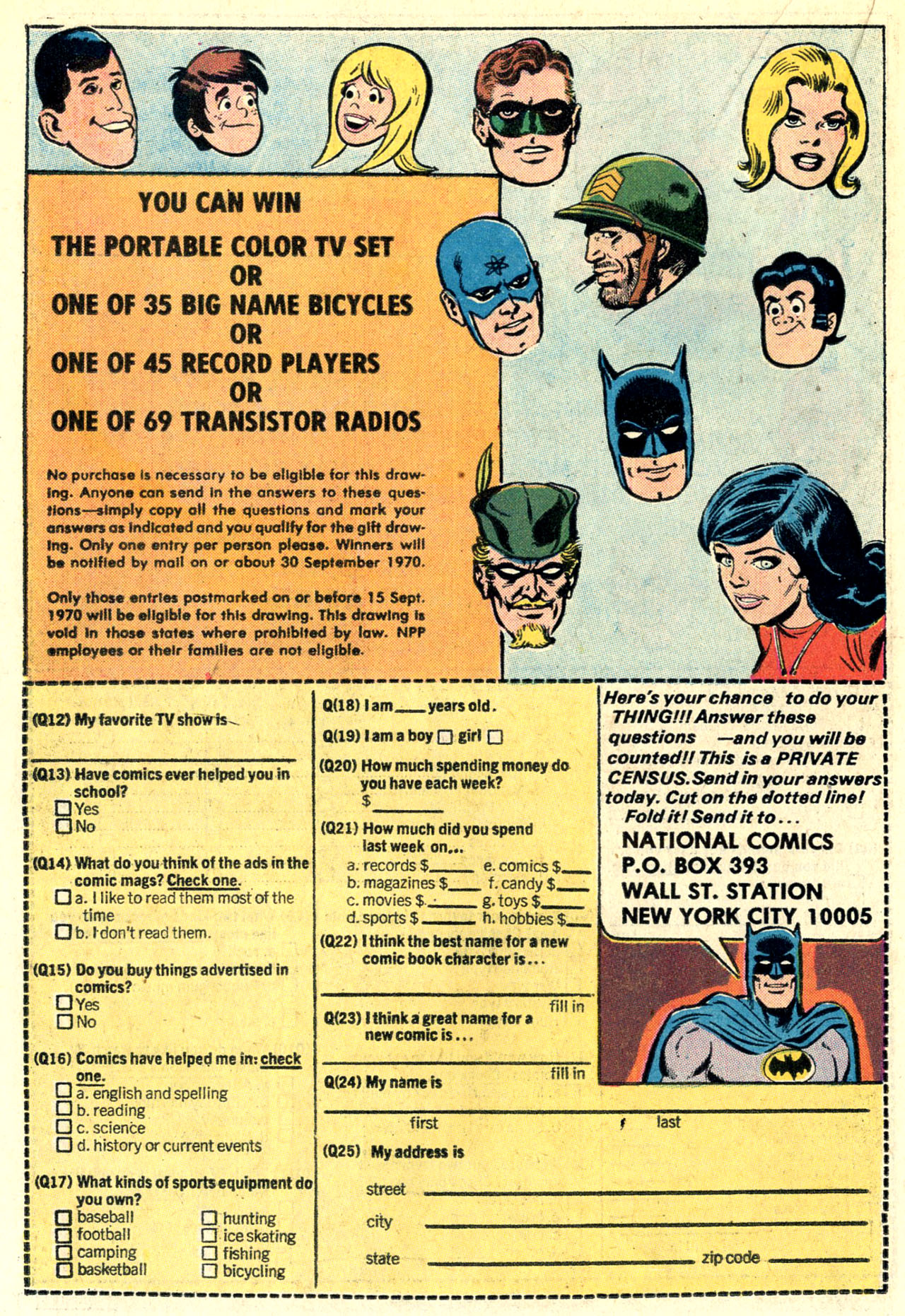 Read online World's Finest Comics comic -  Issue #196 - 22