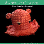 Adorable Octopus Amigurumi