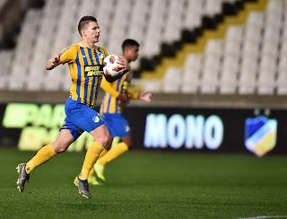 Οι φωτογραφίες από τον ισόπαλο αγώνα, με 2-2, ανάμεσα στον ΑΠΟΕΛ και την ΑΕΚ για την 21η αγωνιστική