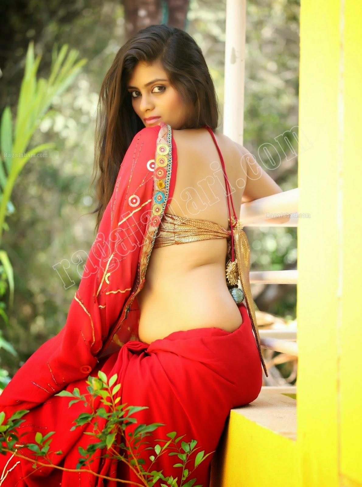 big ass saree