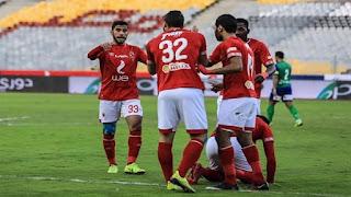 ملخص واهداف مباراة الاهلي ووادي دجلة 2-1 الدوري المصري اليوم 28/1/2019 Wadi Degla vs Al Ahly